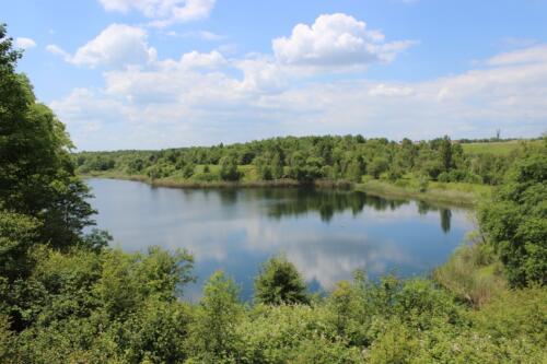 Silbersee im Naturschutzgebiet<br>Foto: Alfred Westenberger