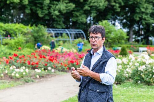 Geschäftsführer Dr. Mathias Bausback