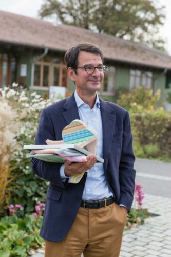 Geschäftsführer Herr Dr. Mathias Bausback